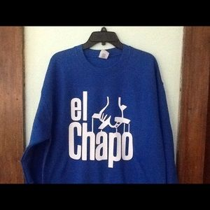 El Chapo Sweatshirt New